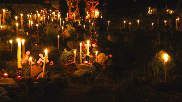 The Wake for the Dead In Different Places in the Region of Lake Patzcuaro (Animecha Kejtzitakua)