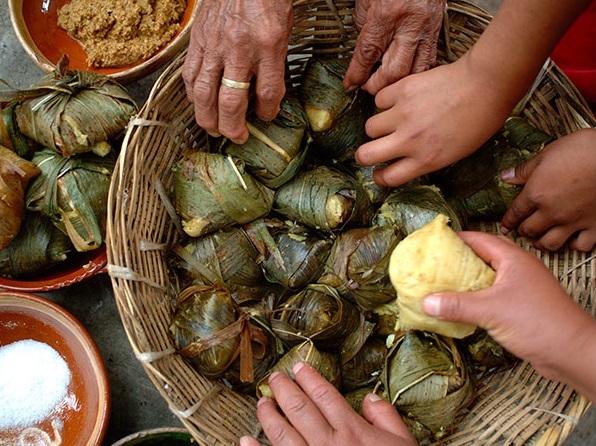 cocina-tradicional-corundas-Michoacán